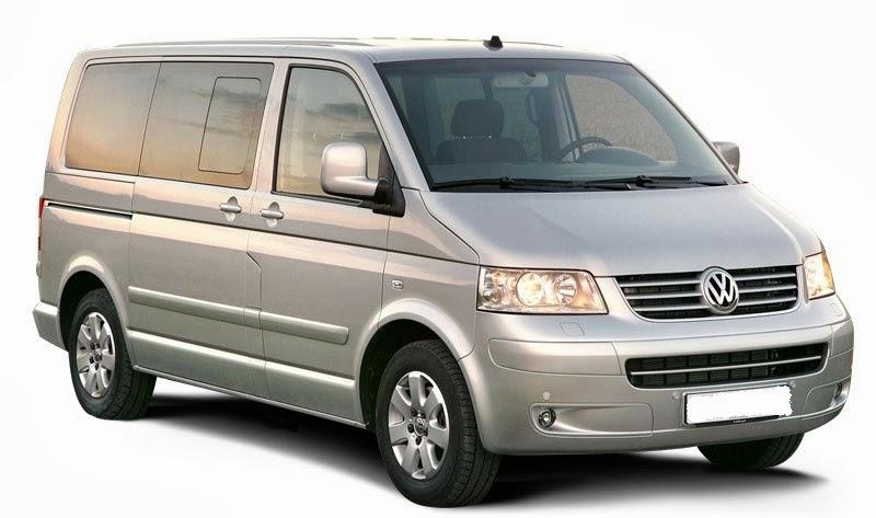 Volkswagen, Transporter 8 местный